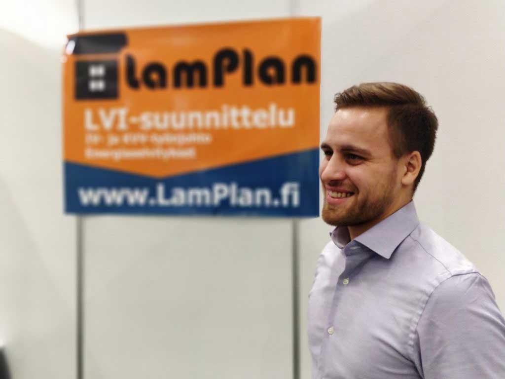 Antero Insinööri LVI-suunnittelu Tampere